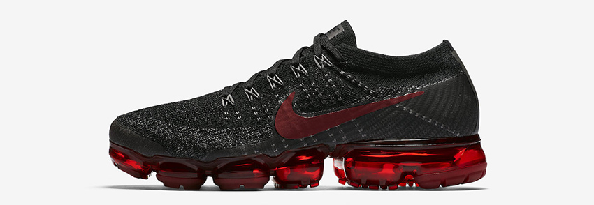 Nike Air VaporMax Bred Release Details 849558- ...