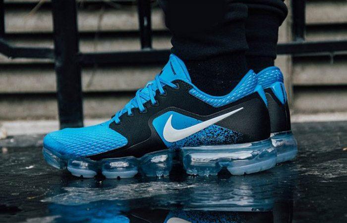 660614d437b9e7 ... 2017 Nike Air VaporMax CS Blue Black AH9046-400 Buy New Sneakers  Trainers FOR Man Women ...