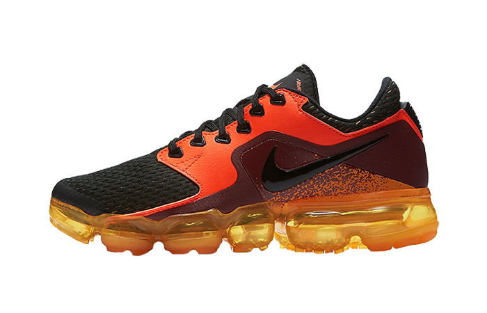 8a2cc20e76 Nike Air VaporMax CS Orange Black AH9046-800 Buy New Sneakers Trainers FOR  Man Women ...