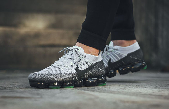 Nike Air Vapormax Heritage Pack Grey Green 922915-002 Sneakers Trainers FOR Man Women in United Kingdom UK Europe EU DE Sneaker Release Date 05