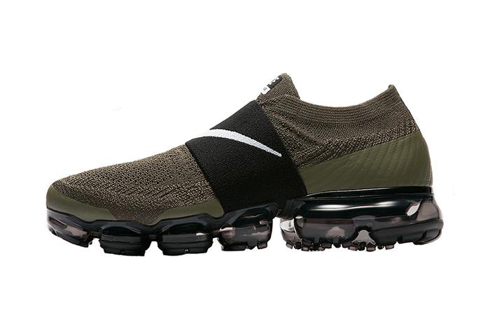 Nike Air Vapormax Moc Cargo Khaki AA4166-300 Buy New Sneakers Trainers FOR Man Women in United Kingdom UK Europe EU Germany DE 04