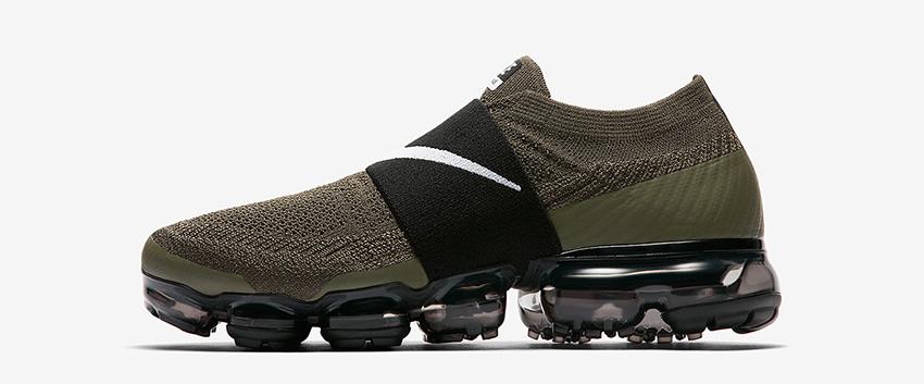 Nike Air Vapormax Moc Cargo Khaki Release Date AA4166-300 Sneakers Trainers FOR Man Women in UK EU FR DE Sneaker Release Date 02