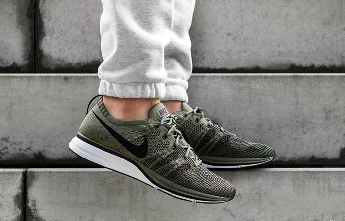 2d69725dec65 ... Nike Flyknit Trainer Olive AH8396-200 Buy New Sneakers Trainers FOR Man  Women in United ...