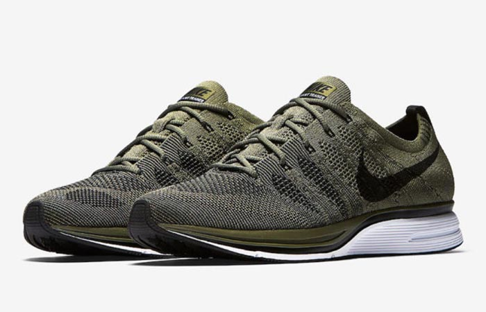 Nike Flyknit Trainer Olive AH8396-200 Buy New Sneakers Trainers FOR Man Women in United Kingdom UK Europe EU Germany DE 02