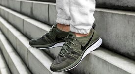 fa60777d5acad Nike Flyknit Trainer Olive AH8396-200 Buy New Sneakers Trainers FOR Man  Women in United ...
