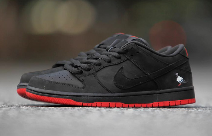 Nike SB Dunk Low Pigeon Black 883232-008 Buy New Sneakers Trainers FOR Man Women in United Kingdom UK Europe EU Germany DE Sneaker Release Date 03