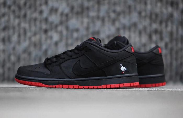 Nike SB Dunk Low Pigeon Black 883232-008 Buy New Sneakers Trainers FOR Man Women in United Kingdom UK Europe EU Germany DE Sneaker Release Date 05