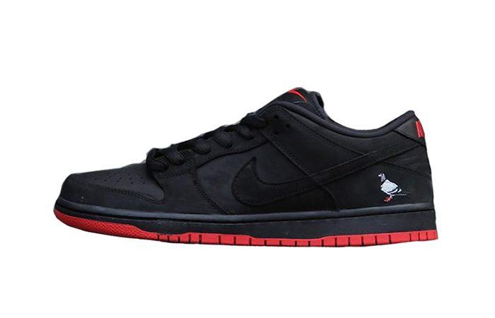 Nike SB Dunk Low Pigeon Black 883232-008 Buy New Sneakers Trainers FOR Man Women in United Kingdom UK Europe EU Germany DE Sneaker Release Date 06
