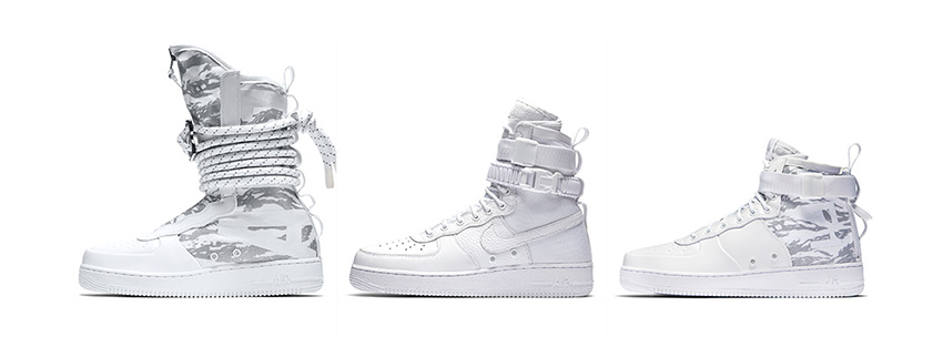 Nike SF-AF1 White Full Collection Release Date AA1130-100 Buy New Sneakers Trainers FOR Man Women in UK EU DE Release Date 14