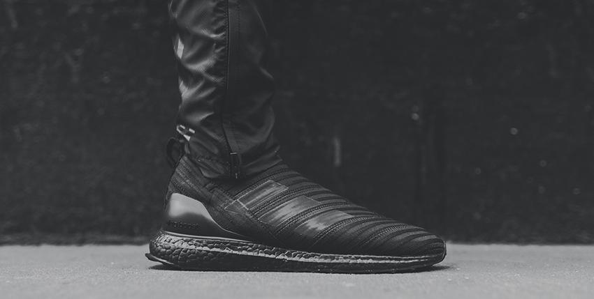 Pierwsze spojrzenie gorąca wyprzedaż ogromna zniżka On Foot Look at the KITH x adidas Nemeziz Tango 17+ Ultra ...