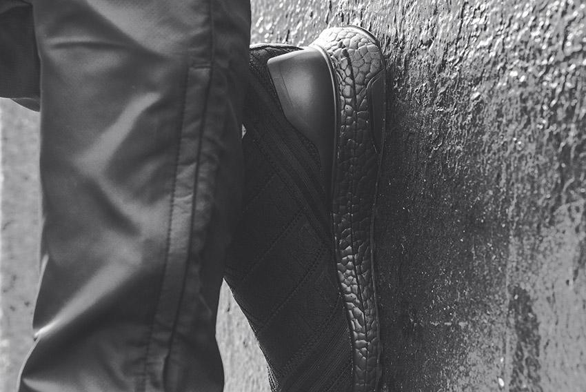 a2e76c807154f On Foot Look at the KITH x adidas Nemeziz Tango 17+ Ultra Boost Black 04
