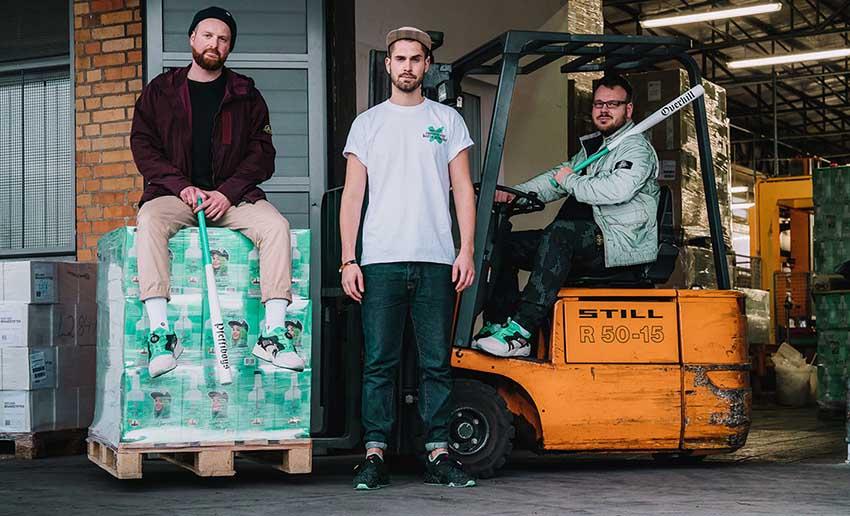 Overkill and PUMA Celebrated Berlin Booze Sneakers Trainers FOR Man Women in UK EU FR DE Sneaker Release Date 01
