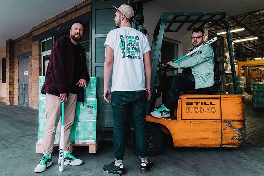 Overkill and PUMA Celebrated Berlin Booze Sneakers Trainers FOR Man Women in UK EU FR DE Sneaker Release Date 02