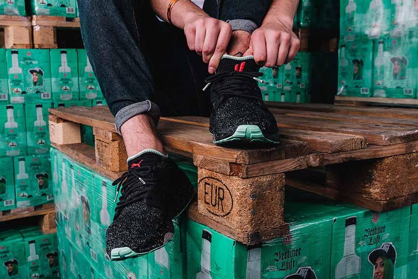 Overkill and PUMA Celebrated Berlin Booze Sneakers Trainers FOR Man Women in UK EU FR DE Sneaker Release Date 04