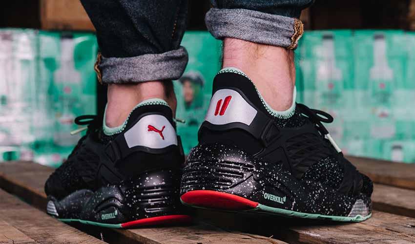 Overkill and PUMA Celebrated Berlin Booze Sneakers Trainers FOR Man Women in UK EU FR DE Sneaker Release Date 06