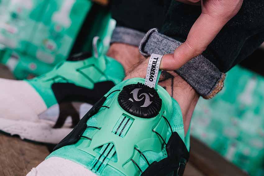 Overkill and PUMA Celebrated Berlin Booze Sneakers Trainers FOR Man Women in UK EU FR DE Sneaker Release Date 07
