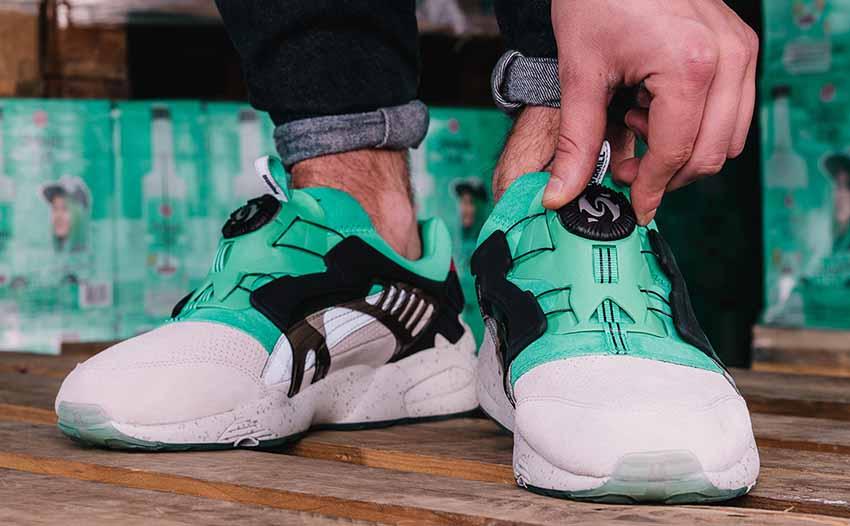Overkill and PUMA Celebrated Berlin Booze Sneakers Trainers FOR Man Women in UK EU FR DE Sneaker Release Date 08