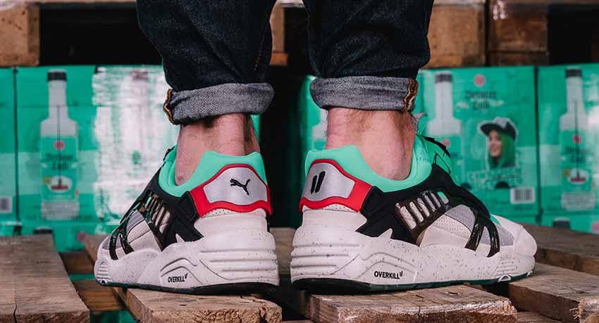 Overkill and PUMA Celebrated Berlin Booze Sneakers Trainers FOR Man Women in UK EU FR DE Sneaker Release Date 09