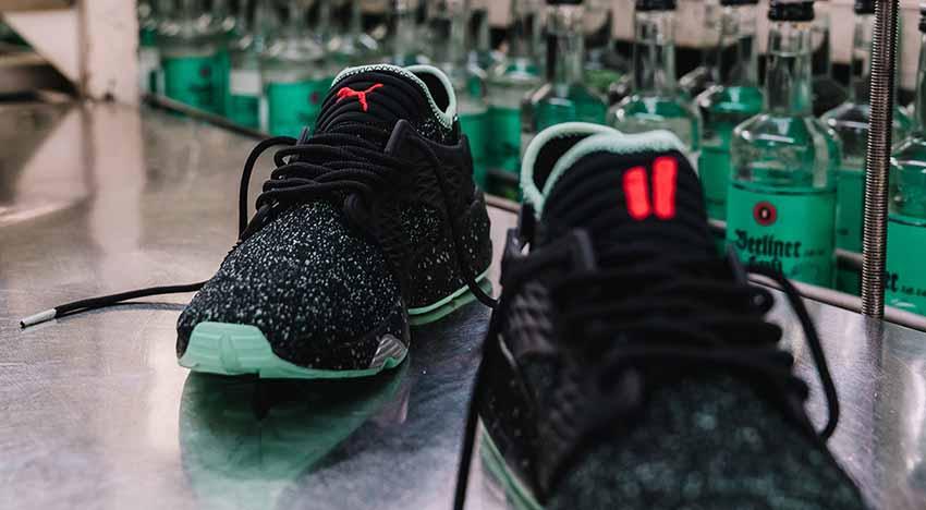 Overkill and PUMA Celebrated Berlin Booze Sneakers Trainers FOR Man Women in UK EU FR DE Sneaker Release Date 18