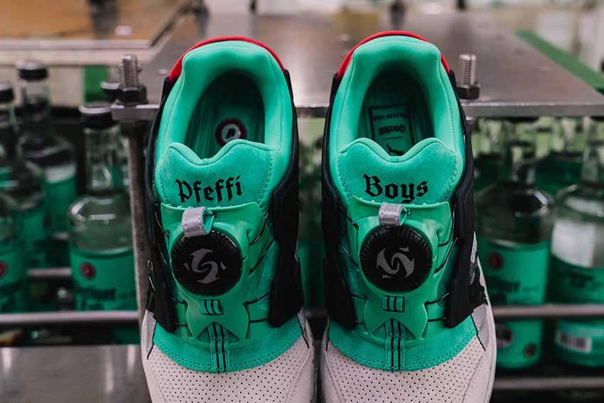 Overkill and PUMA Celebrated Berlin Booze Sneakers Trainers FOR Man Women in UK EU FR DE Sneaker Release Date 19