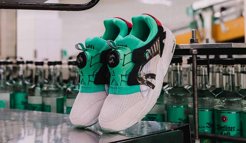 Overkill and PUMA Celebrated Berlin Booze Sneakers Trainers FOR Man Women in UK EU FR DE Sneaker Release Date 20