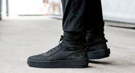 PUMA XO Parallerl The Weeknd Tripple Black 365039-02 Sneakers Trainers FOR Man Women in UK EU FR DE Sneaker Release Date 03