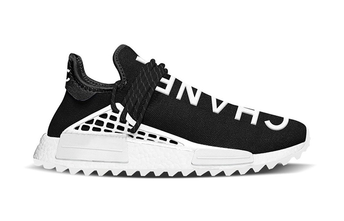 9731525d8f4f2 Pharrell Williams x Chanel x adidas Originals NMD Human Race Release Date –  Fastsole