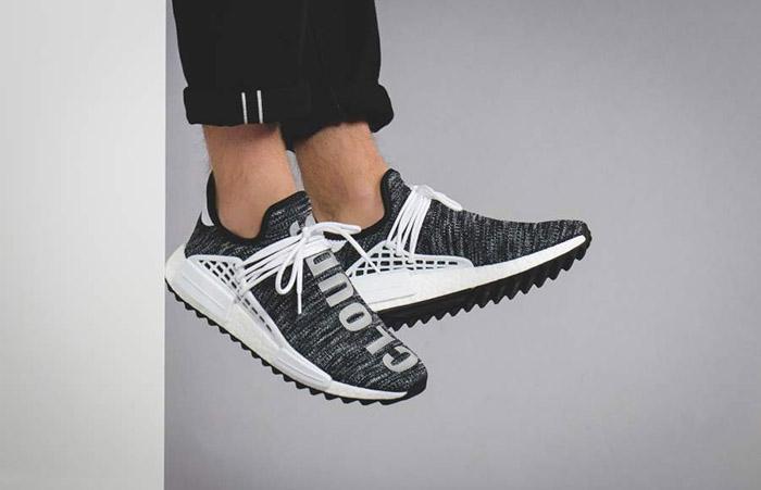 Nmd Williams Black Pharrell Ac7359 Adidas Hu Trail byYf76g