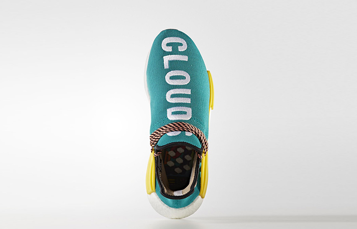 Pharrell Williams x adidas NMD Hu Trail Green AC7188 Buy New Sneakers Trainers FOR Man Women in UK Europe EU DE Sneaker Release Date 02