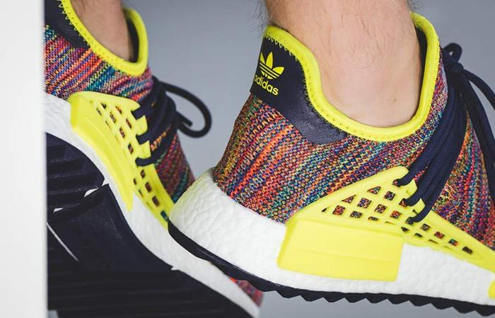 Pharrell Williams x adidas NMD Hu Trail Multi AC7360 Buy New Sneakers Trainers FOR Man Women in United Kingdom UK Europe EU Germany DE 02