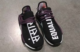 Pharrell x adidas Human Race NMD Equality Release Date AC7033 FT