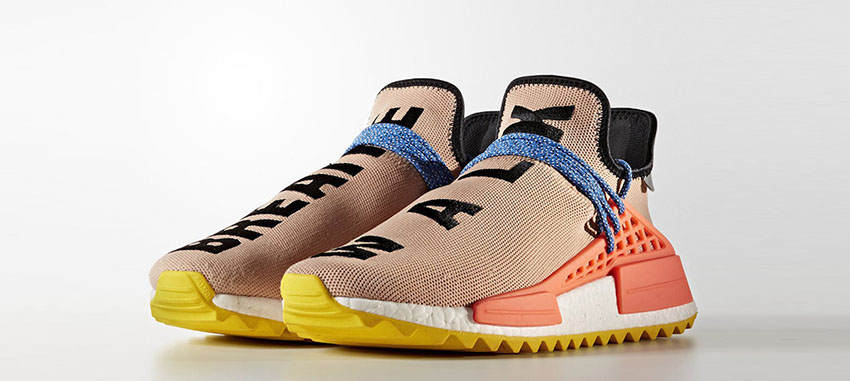 fda568a97 Pharrell x adidas NMD Hu Trail Collection Release Date AC7188 AC7359 AC7360  AC7361 Sneakers Trainers FOR