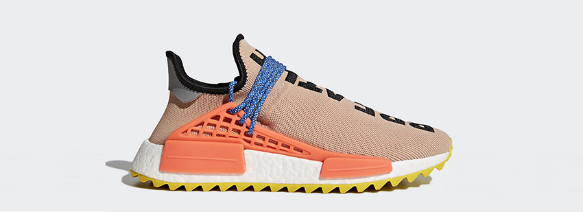 f7ebf32e4 Pharrell x adidas NMD Hu Trail Collection Release Date AC7188 AC7359 AC7360  AC7361 Sneakers Trainers FOR