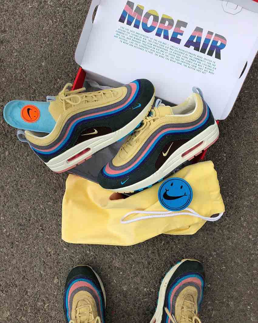 Sean Wotherspoons Nike Air Max 97 Releasing this November Sneakers Trainers FOR Man Women in UK EU FR DE Sneaker Release Date 01