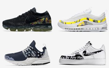 Some Amazing Concepts for Supreme x Nike Sneakers feature
