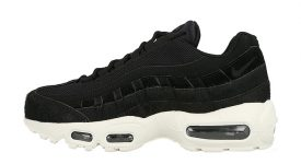 Wmns Nike Air Max 95 LX Black White AA1103-001 04