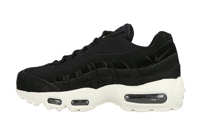 Nike Air Max 95 Lx Sneakers In Black