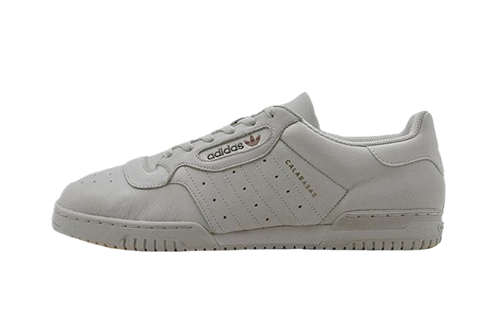 Yeezy Powerphase Calabasas Grey CG6422 Buy New Sneakers Trainers FOR Man Women in United Kingdom UK Europe EU Germany DE 01