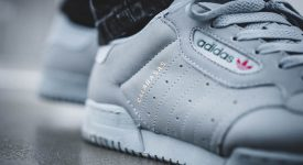 Yeezy Powerphase Calabasas Grey CG6422 Buy New Sneakers Trainers FOR Man Women in United Kingdom UK Europe EU Germany DE 02