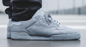 Yeezy Powerphase Calabasas Grey CG6422 Buy New Sneakers Trainers FOR Man Women in United Kingdom UK Europe EU Germany DE 03