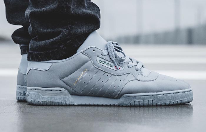da2a01f49bd Yeezy Powerphase Calabasas Grey CG6422 Buy New Sneakers Trainers FOR Man  Women in United Kingdom UK ...