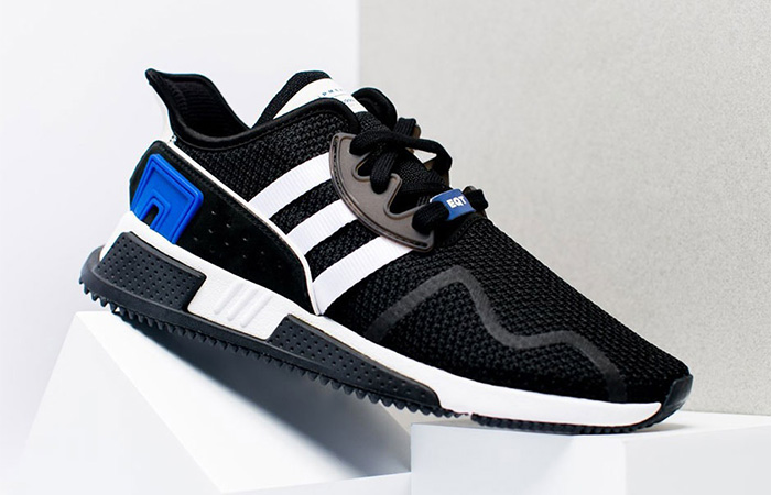 adidas EQT Cushion ADV Black Royal Details feature
