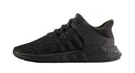 adidas EQT Support 9317 Triple Black BY9512 Buy New Sneakers Trainers FOR Man Women in United Kingdom UK Europe EU Germany DE Sneaker Release Date 04