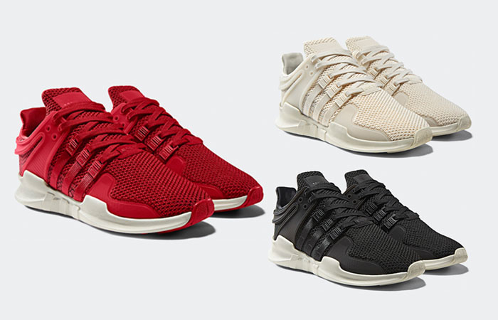 e76a16ffa5d2 Clean white midsole and its extended three stripes make a conventional  appearance. adidas EQT Support ADV Snakeskin Pack releases ...