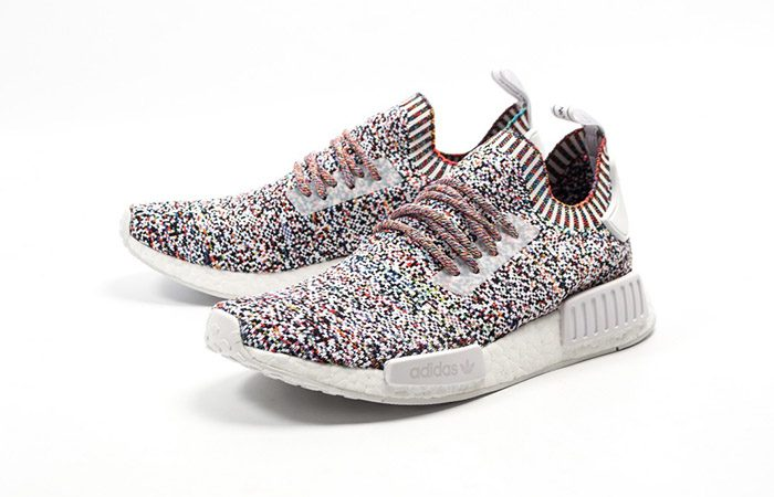 adidas NMD R1 PK Color Static Multi BW1126 Buy New Sneakers Trainers FOR Man Women in United Kingdom UK Europe EU Germany DE Sneaker Release Date 02