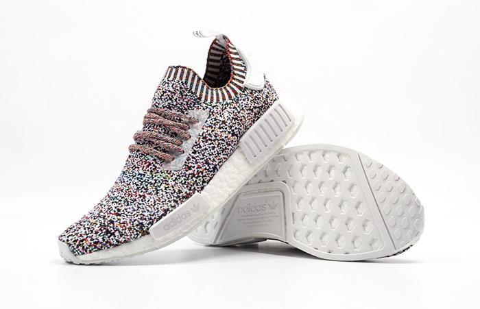 Adidas X Originals NMD R1 Bee Black BG1868 Roshe Style Nike Store