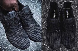 adidas Ultra Boost 4.0 Triple Black First Look FT