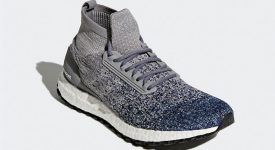 000f73d898cdb ... adidas Ultra Boost ATR Grey Navy BB6128 Sneakers Trainers FOR Man Women  in UK EU FR ...