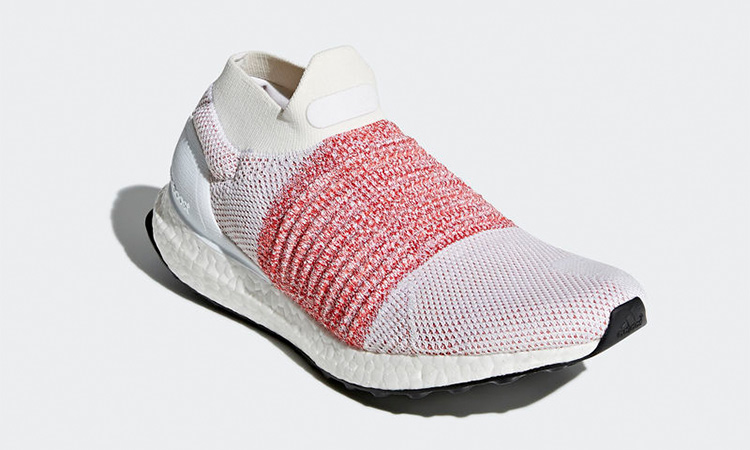 c864d40ae adidas Ultra Boost Laceless White Scarlet BB6136 – Fastsole