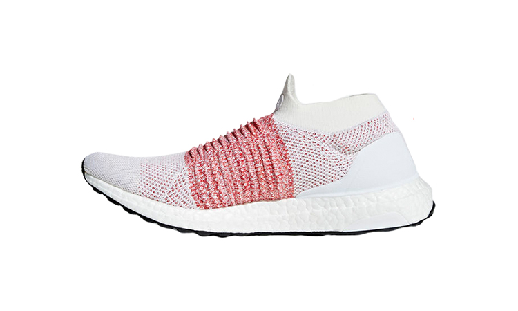 adidas Ultra Boost Laceless White